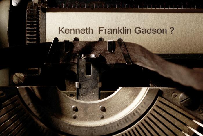 ケネス・フランクリン・ギャドソン